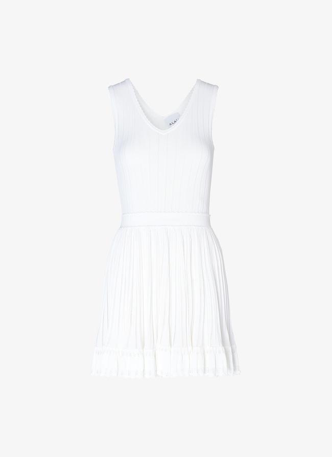 Alaïa Edition 1992 Knee-Length Dress - maison-alaia.com