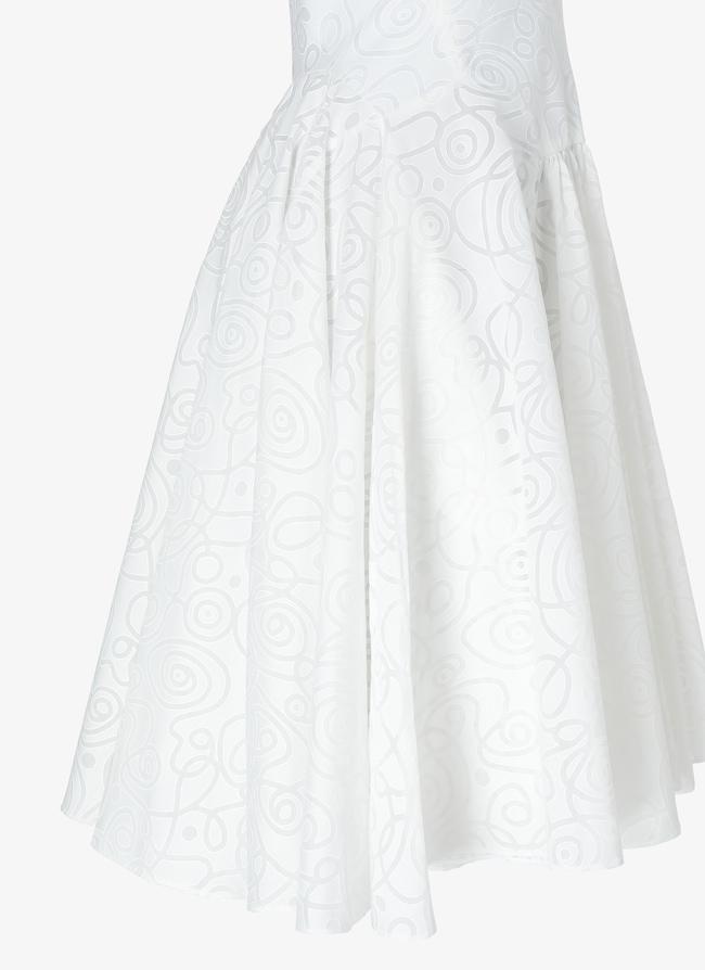 Geometric Mini-Dress - maison-alaia.com