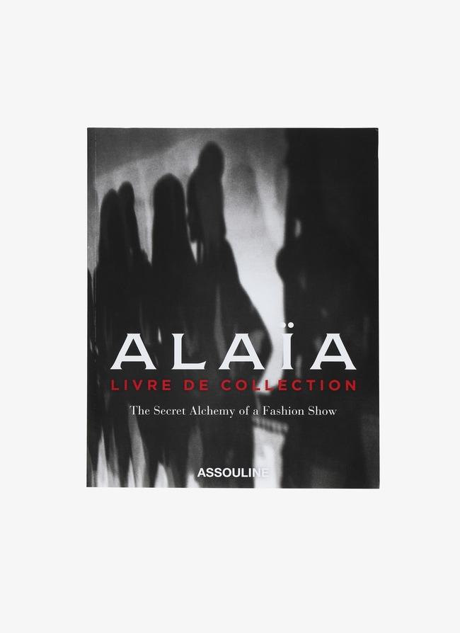 ALAÏA LIVRE DE COLLECTION  - maison-alaia.com