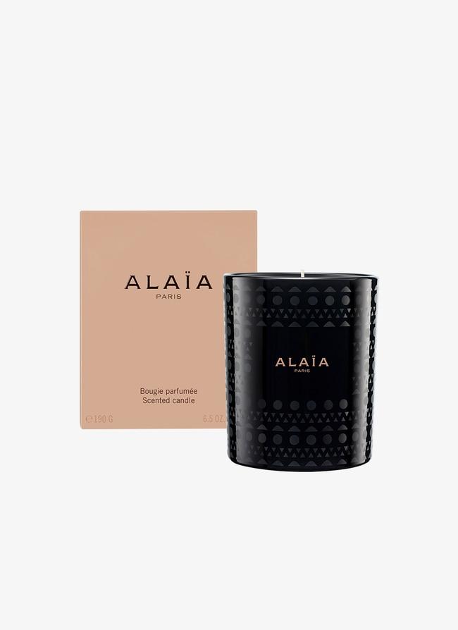 Bougie parfumée ALAÏA Paris - maison-alaia.com