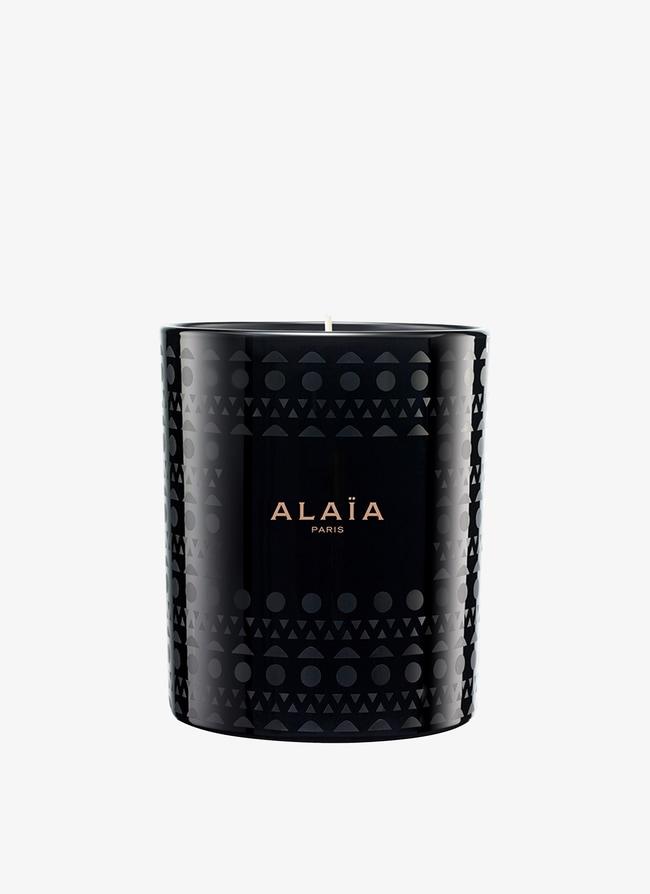 ALAÏA Paris Scented candle - maison-alaia.com